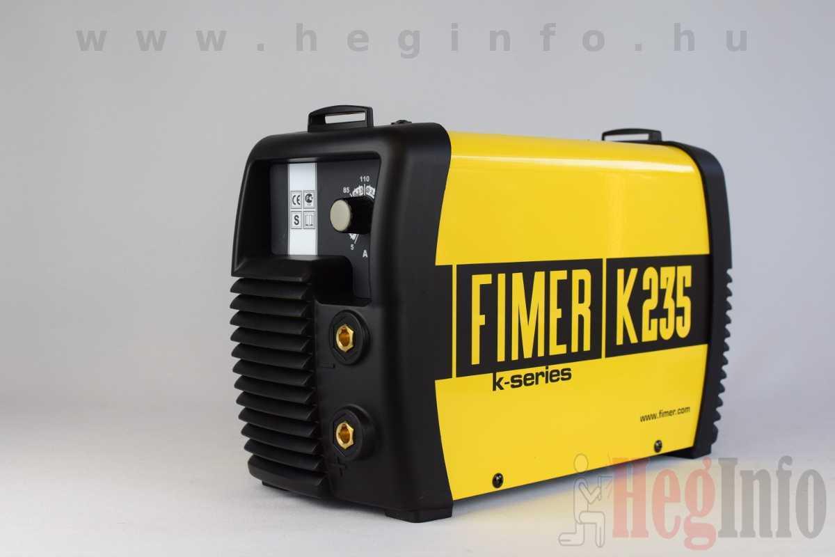 FIMER K235 MMA inverteres hegesztőgép