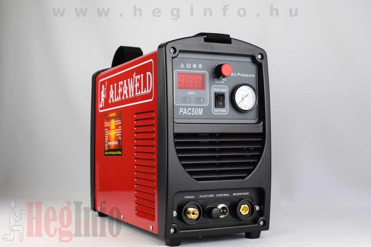Alfaweld PAC-50M plazmavágó berendezés