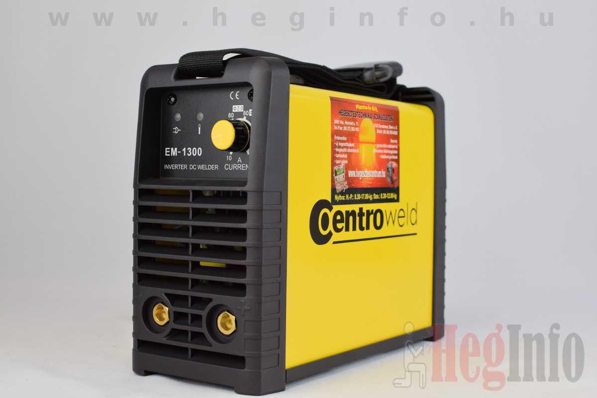 Centroweld TM 1300 inverteres MMA hegesztőgép