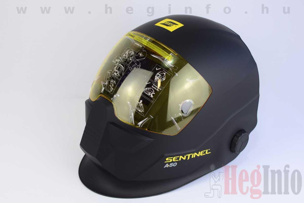 ESAB Sentinel A50 automata hegesztő fejpajzs