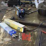 barkács hegesztő elektróda teszt er23 esab ok 46.16