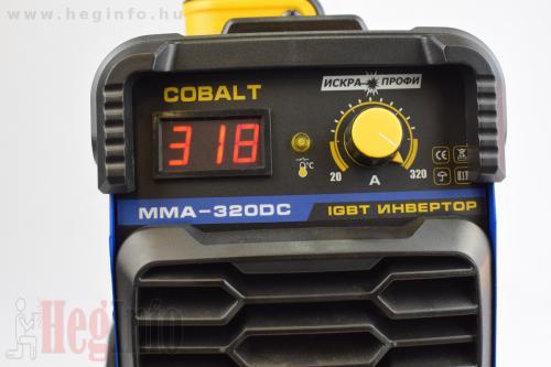 cobalt mma 320dc inverteres hegesztogep 10 heginfo hegesztestechnika