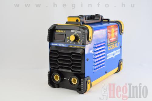 cobalt mma 320dc inverteres hegesztogep 3 heginfo hegesztestechnika