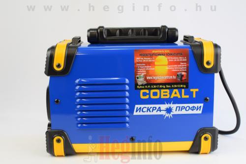 cobalt mma 320dc inverteres hegesztogep 4 heginfo hegesztestechnika