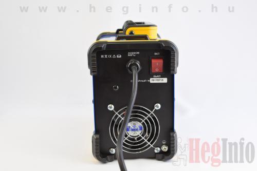 cobalt mma 320dc inverteres hegesztogep 5 heginfo hegesztestechnika