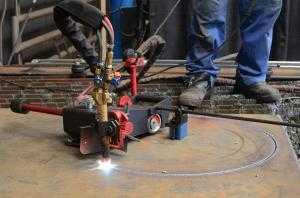 plazma vágás termikus vágás automata