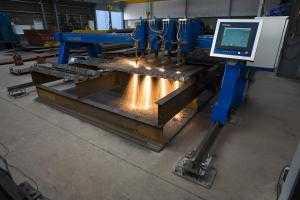 plazmavágó gép plazmavágás automata
