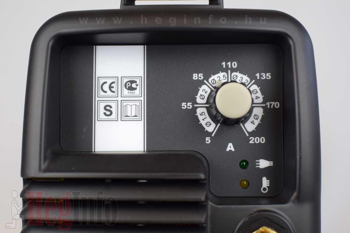 Fimer K235 hegesztő inverter