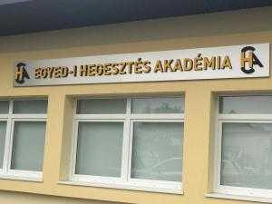 Egyed-I Hegesztés Akadémia épület
