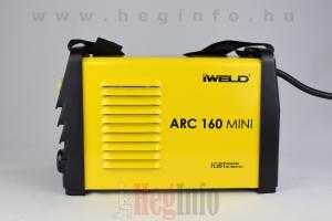 iweld arc 160 mini mma hegeszto inverter 7