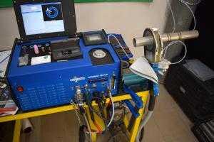Orbitális hegesztés Orbitalum Orbiweld 76S hegesztőgéppel heginfo hegesztéstechnika 11