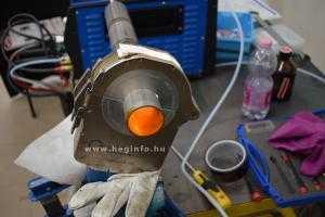 Orbitális hegesztés Orbitalum Orbiweld 76S hegesztőgéppel heginfo hegesztéstechnika 16