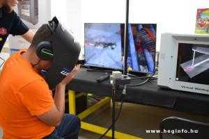 APOLO WeldTrainer hegesztő szimulátor heginfo.hu hegesztéstechnika 3