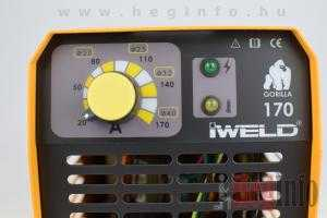 iweld gorilla pocketpower 170 hegeszto inverter 7