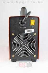 alfaweld mma 200 hegesztő inverter hegesztőgép heginfo hegesztéstechnika 3