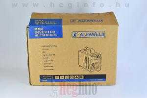 alfaweld mma 200 hegesztő inverter hegesztőgép heginfo hegesztéstechnika 7
