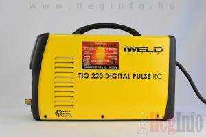 iweld tig 220 digital pulse rc hegeszto inverter heginfo hegesztestechnika 2