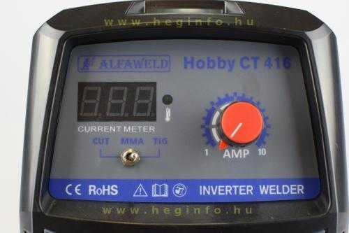 alfaweld hobby ct416 multifunkcios inverter plazmavago  7