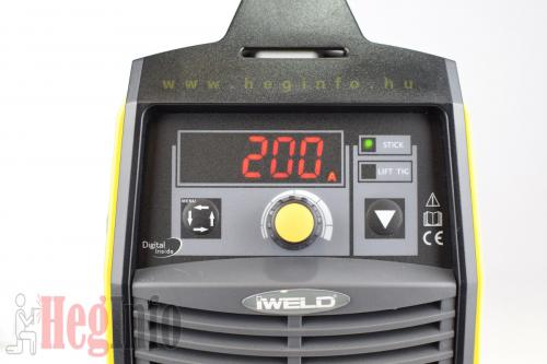 iweld hd220 lt digital hegeszto inverter 7
