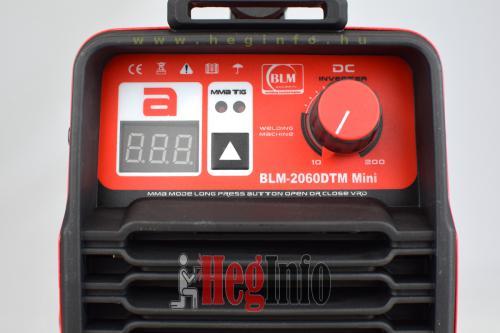 blm 2060dtm mini inverteres hegesztogep hegesztes inverter 7