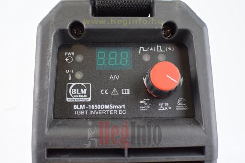 blm 1650dm smart inverteres hegesztogep hegesztestechnika hegesztes 6