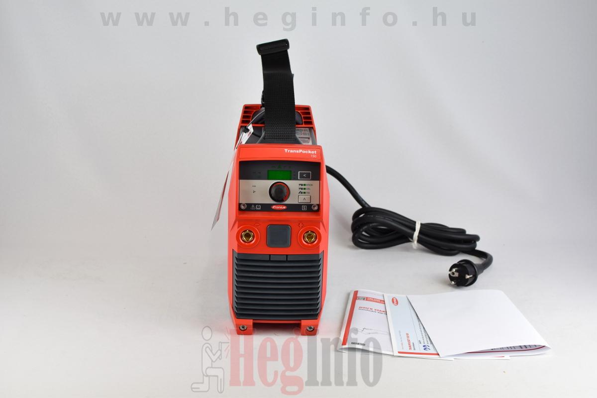 fronius tp150 inverteres hegesztogep 2 hegesztestechnika hegesztes