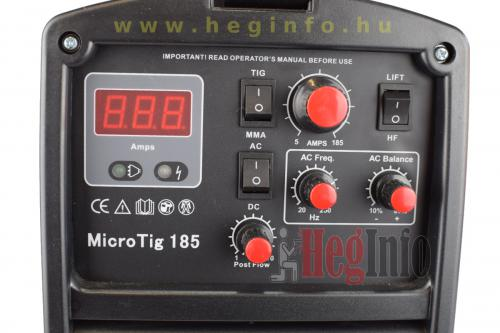 alfaweld microtig 185 acdc inverteres hegesztogep 8 hegesztes hegesztestechnika