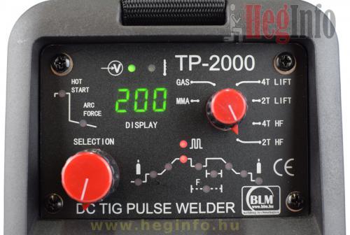 blm tp2000 dc awi inverteres hegesztogep 5 heginfo hegesztestechnika hegesztes