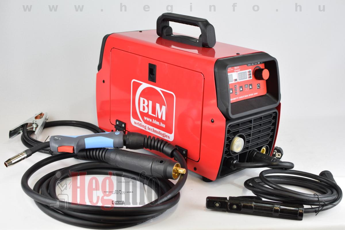 BLM Smart 2100 inverteres hegesztőgép