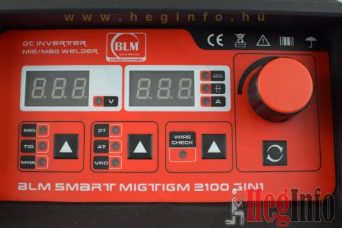 blm smart 2100 inverteres hegesztogep 7 mig tig mma hegeszto inverter heginfo hegesztestechnika