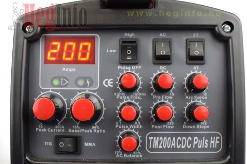alfaweld tm200 acdc puls hf inverteres hegesztogep 9 heginfo hegesztestechnika