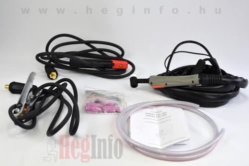 Alfaweld SmartTig 160 digitális inverteres AWI DC hegesztőgép 3