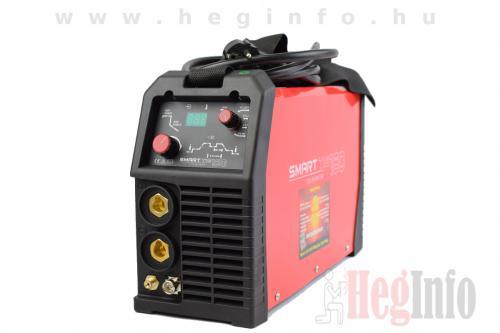 Alfaweld SmartTig 160 digitális inverteres AWI DC hegesztőgép 5