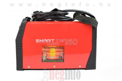 Alfaweld SmartTig 160 digitális inverteres AWI DC hegesztőgép 6