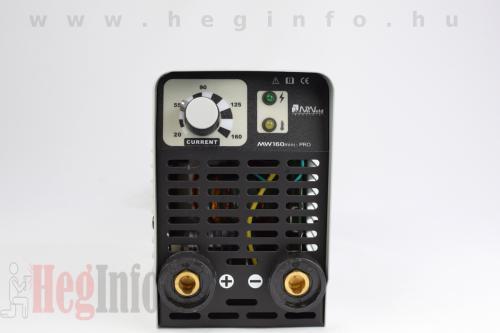 mweld mini pro 160 mma inverteres hegesztogep 4mweld mini pro 160 mma inverteres hegesztőgép heginfo hegesztéstechnika 4