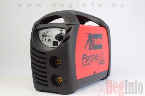 telwin force 145 inverteres mma hegesztogep 11 heginfo hegesztestechnika