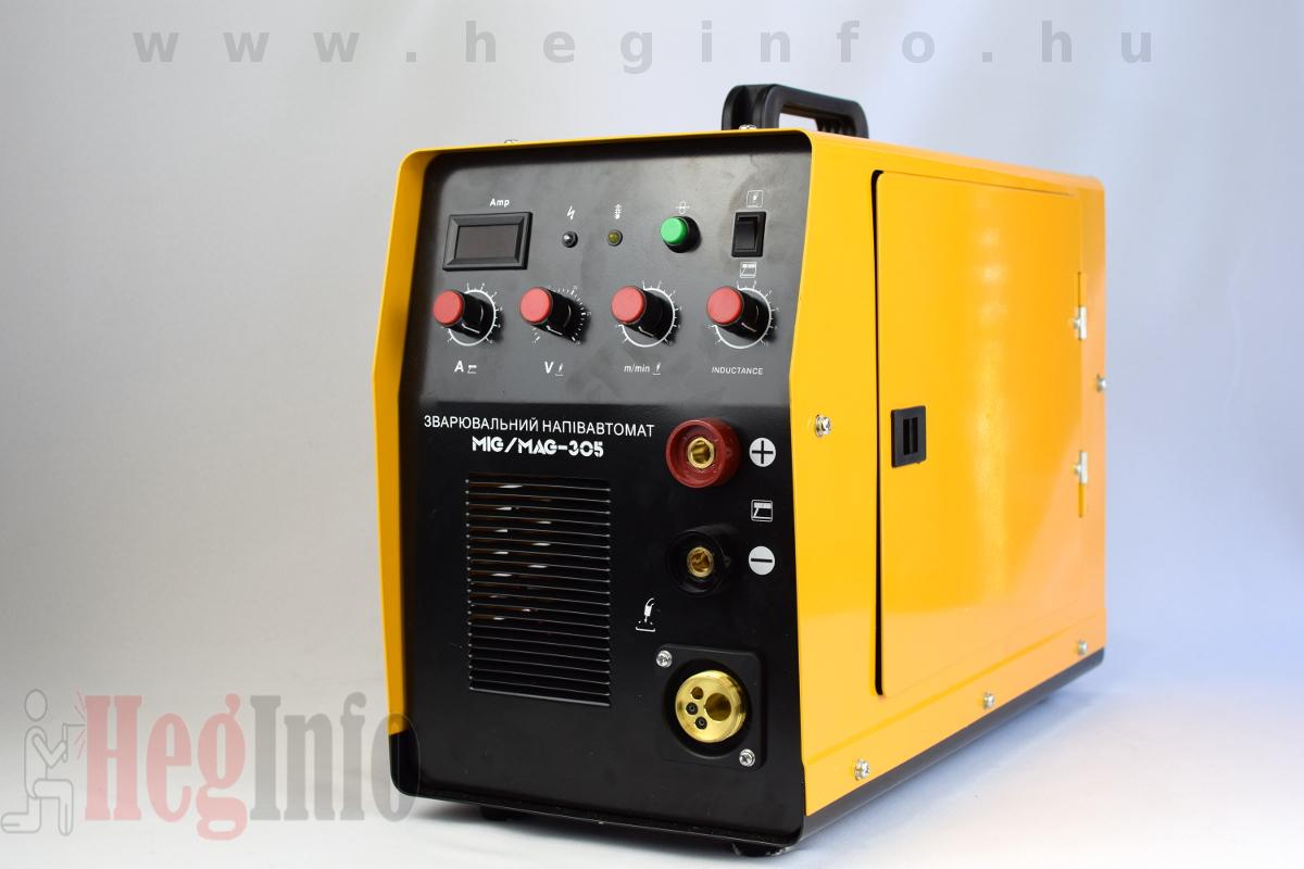Kaiser MIG-MAG 305 inverteres hegesztőgép