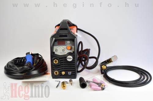 jasic tig200p w212 inverteres hegesztogep