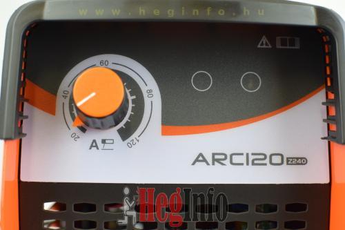 jasic arc 120 z240 inverteres mma hegesztogep 7 heginfo hegesztestechnika