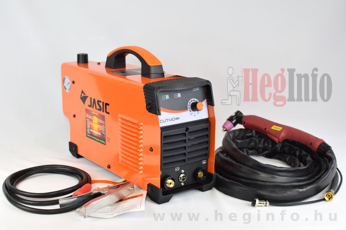 jasic cut40 l207 plazmavago berendezes heginfo hegesztestechnika 2