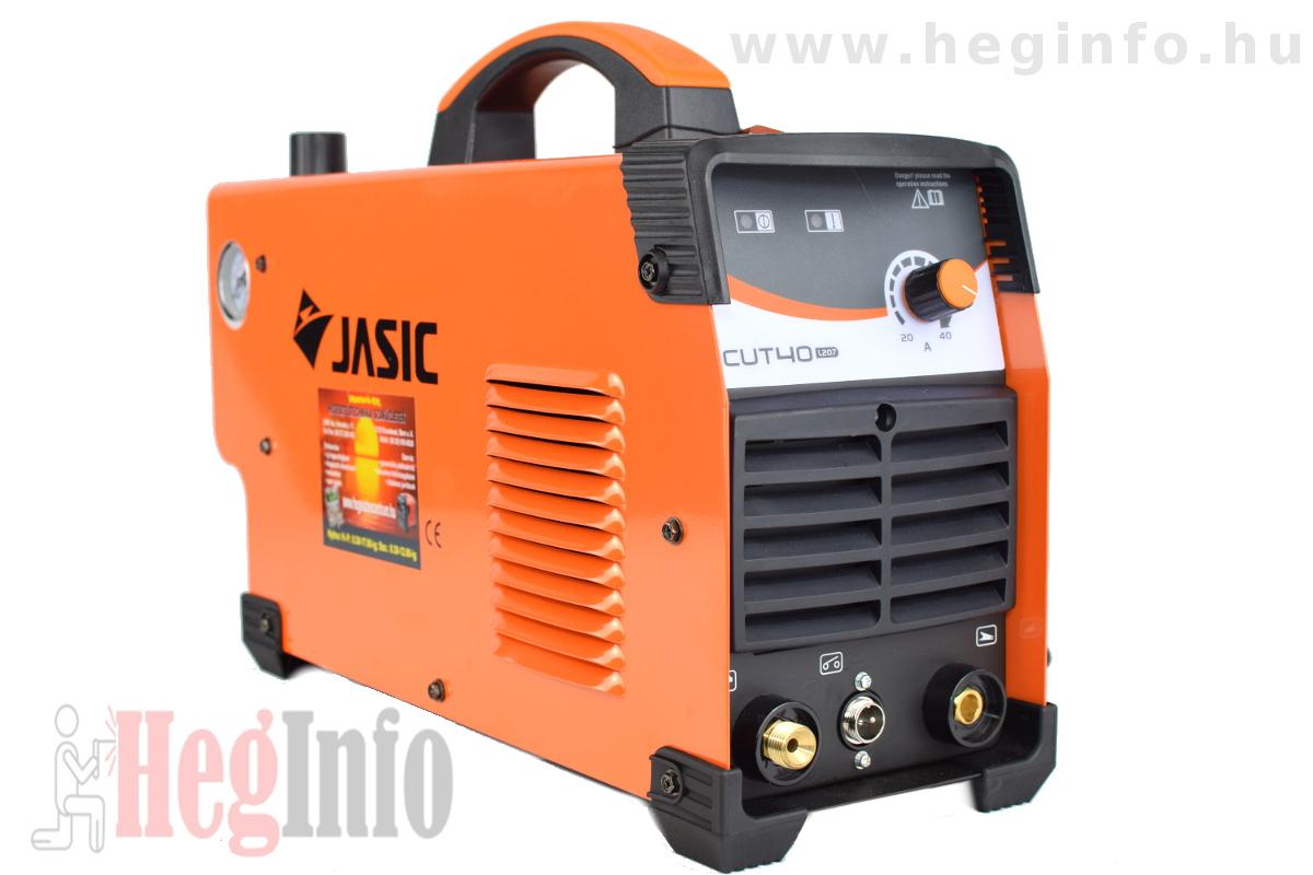 Jasic Cut 40 l207 inverteres plazmavágó