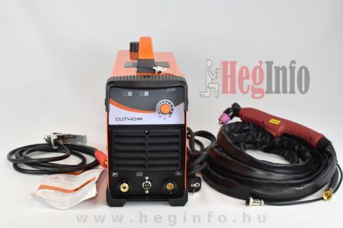 jasic cut40 l207 plazmavago berendezes heginfo hegesztestechnika 1