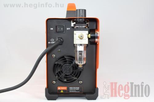 jasic cut40 l207 plazmavago berendezes heginfo hegesztestechnika 3