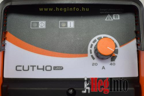 jasic cut40 l207 plazmavago berendezes heginfo hegesztestechnika 5