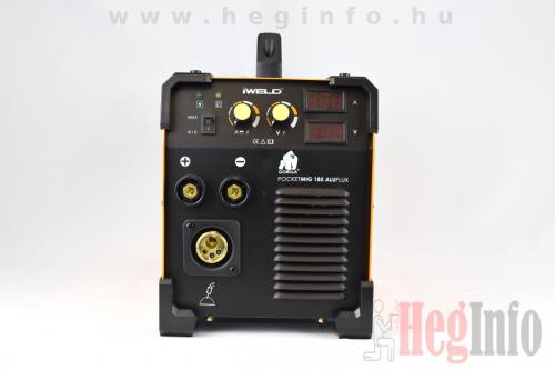 iweld aluflux 185 inverteres hegesztőgép heginfo hegesztéstechnika 5