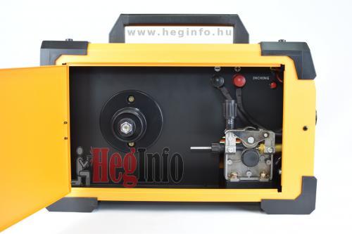 iweld aluflux 185 inverteres hegesztőgép heginfo hegesztéstechnika 7