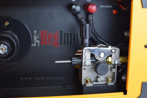 iweld aluflux 185 inverteres hegesztőgép heginfo hegesztéstechnika 8