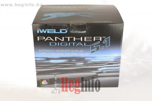 iweld panther digital 5.1 automata fejpajzs HegInfo hegesztéstechnika hegesztőpajzs