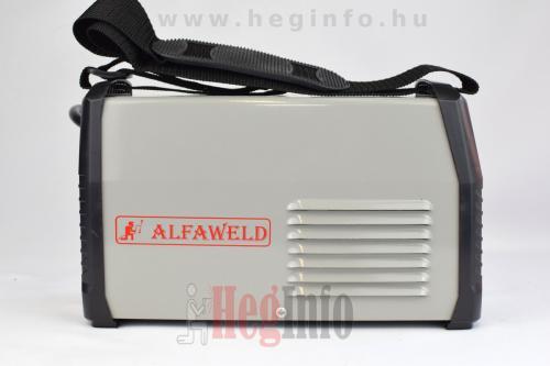 alfaweld hobby mma 160 inverteres hegesztogep 4 HegInfo hegesztéstechnika hegesztőgépek