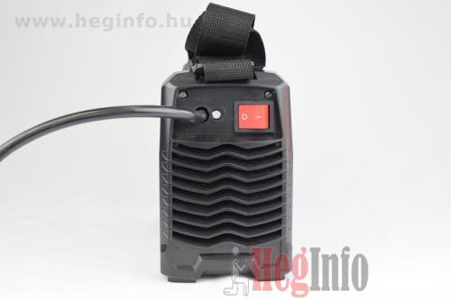 alfaweld hobby mma 160 inverteres hegesztogep 5 HegInfo hegesztéstechnika hegesztőgépek